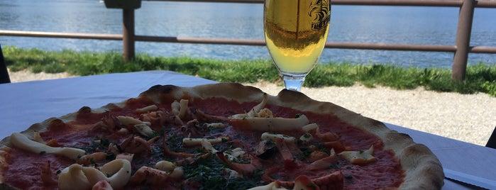 Pizzeria Damino is one of Italy.