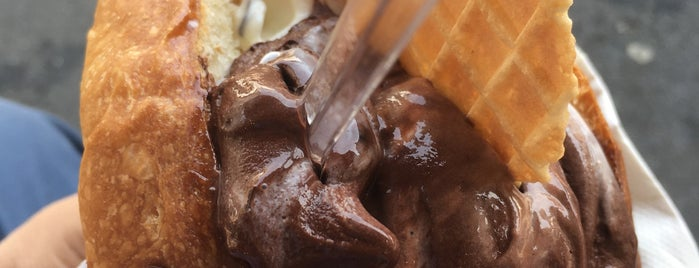 Il Pavone is one of Gelaterie vegan-friendly a Milano e dintorni.