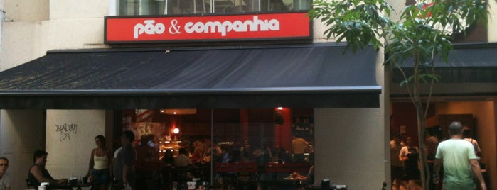 Pão & Companhia is one of 20 favorite restaurants.