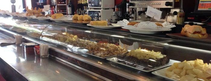 El 103 café is one of Pendientes ZGZ.