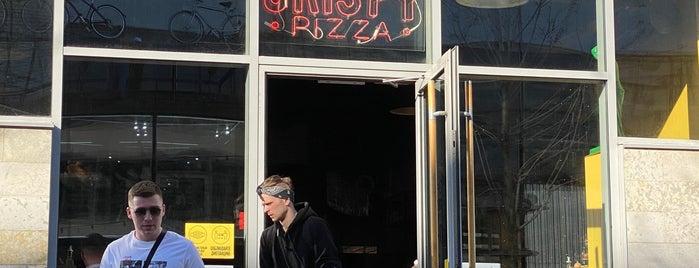 Crispy Pizza is one of Петербург /выходные.