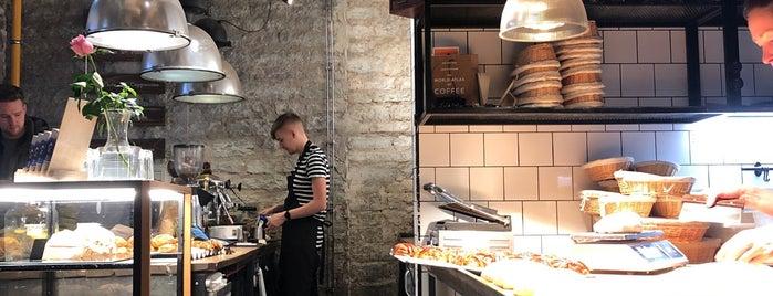 RØST Pagar & Kohvik is one of Tallinn, #Estonia.