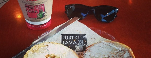 Port City Java is one of RaLEIGH.