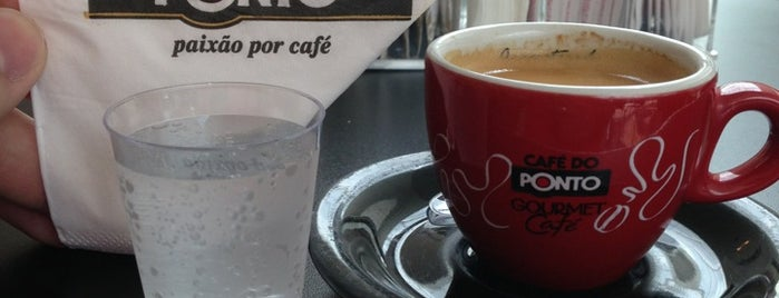 Café do Ponto is one of Orte, die Gislene gefallen.