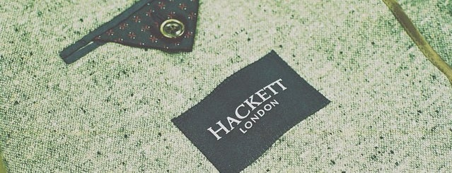Hackett is one of London1.