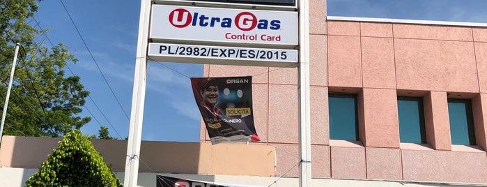 Gasolinera Orsan is one of Tempat yang Disukai Ed.