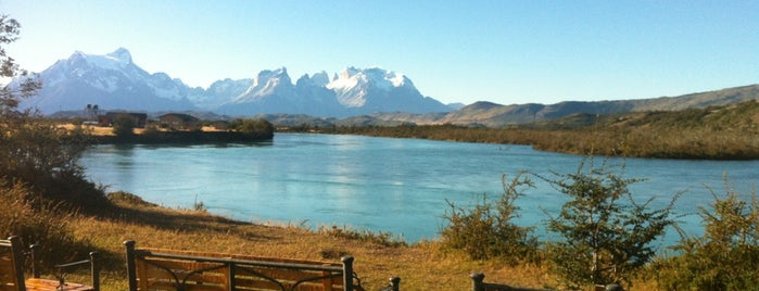 Hotel Cabañas del Paine is one of Orte, die Alex gefallen.