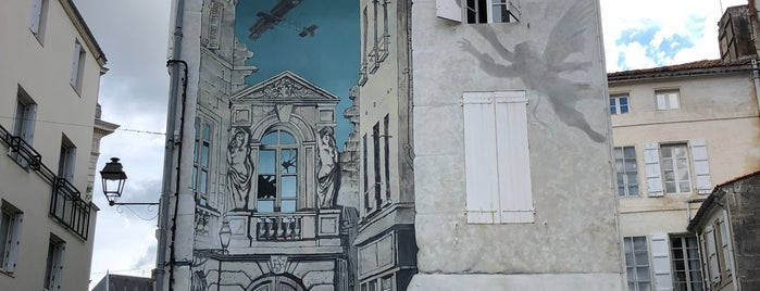 Angoulême is one of fiumane.