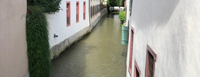 St. Alban-Tal is one of Basel.