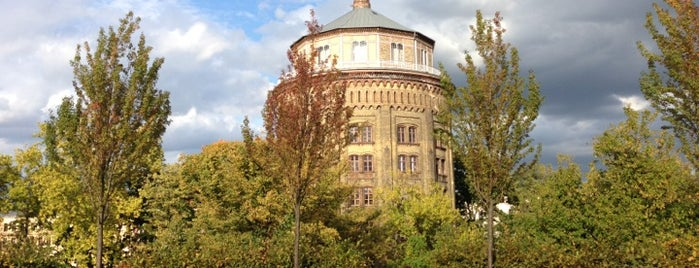 Park am Wasserturm is one of Let's go to Berlin!.
