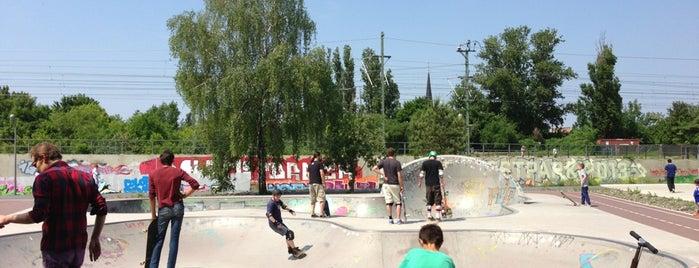 Skatepark am Gleisdreieck is one of Do's Berlin.