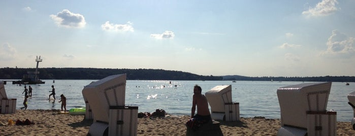 Strandbad Wannsee is one of Food & Fun - Berlin.