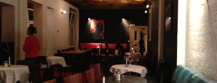 Schwarzes Café is one of Bars Berlin.