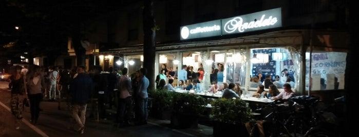 Anacleto is one of summer fun (Liguria, Toscana).