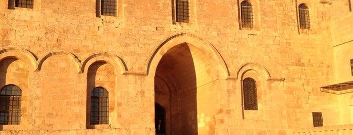 Meryem Ana Klisesi is one of Mardin: Gezilecek yerler.