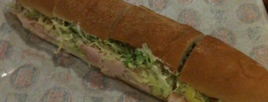 Jersey Mike's Subs is one of Thrillst San Dieago.