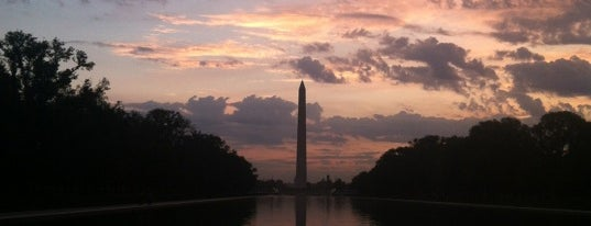 National Mall is one of Great City Parks in the United States and Canada.