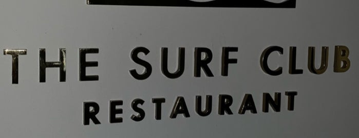 The Surf Club Restaurant is one of Want to Try Out New.
