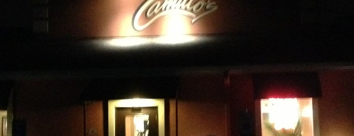 Camillo's Restaurant & Pizza is one of Lugares guardados de Amanda.