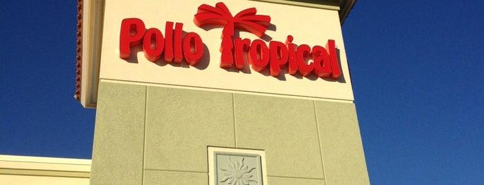 Pollo Tropical is one of Best Restaurants.