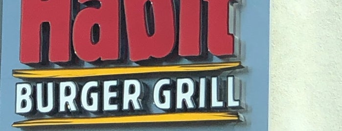 The Habit Burger Grill is one of 📺 From TV shows.