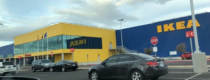 IKEA is one of Nevada.