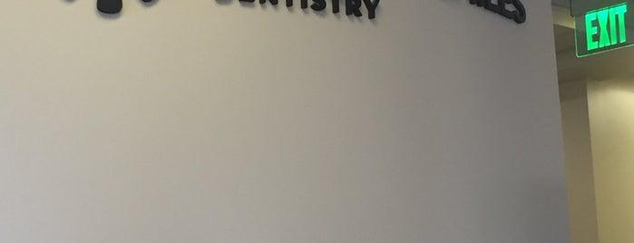 Walnut Smiles Dentistry and Orthodontics is one of สถานที่ที่บันทึกไว้ของ Maverick.