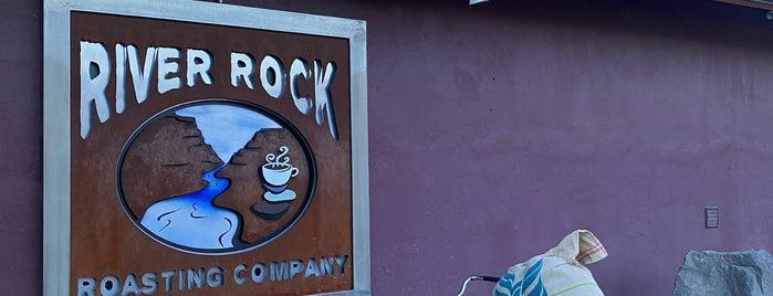 River Rock Roasting Company is one of Utah + Vegas 2018.