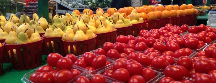 Marché Jean-Talon is one of quebec.