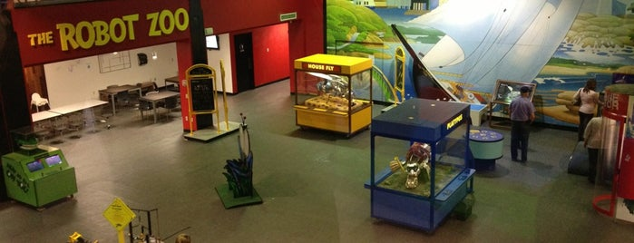 Discovery Centre is one of Things to do when visiting Nova Scotia!.