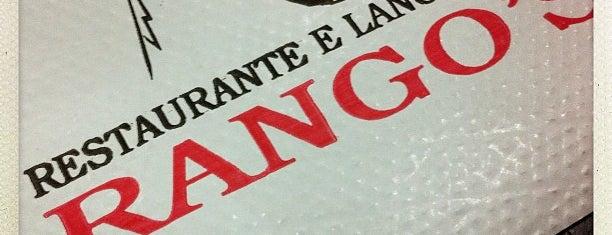 Rango's Restaurante e Lanchonete is one of Tempat yang Disukai Paula.