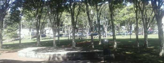 Praça da Paz is one of unicamp.