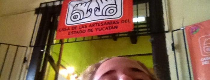 Casa de las Artesanias del Estado de Yucatan is one of Merida Tour.