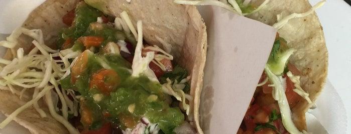 Tacos de Pescado El Fenix is one of Mexicana.