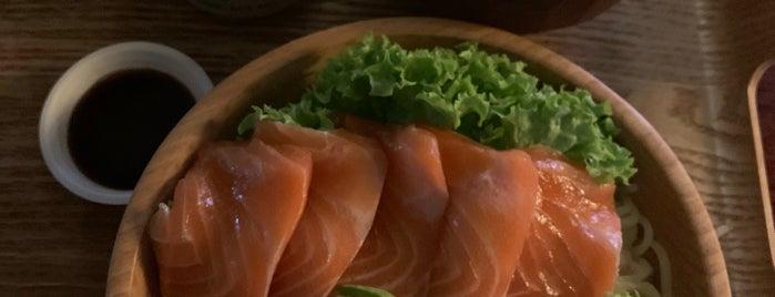 Salmon Samurai is one of Lugares guardados de Sergey.