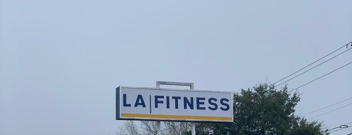 LA Fitness is one of Posti che sono piaciuti a Brody.