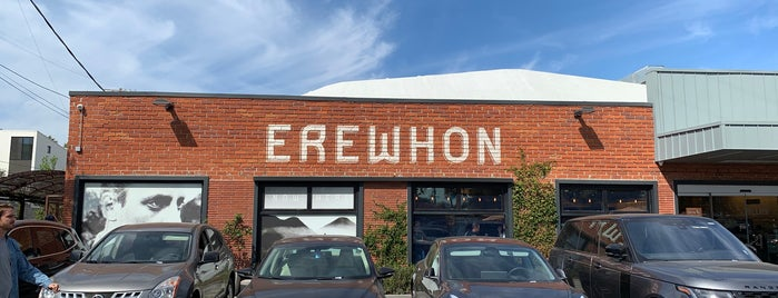 Erewhon Natural Foods Market is one of Los Angeles.