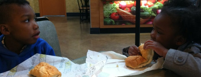 Subway is one of USA 5.