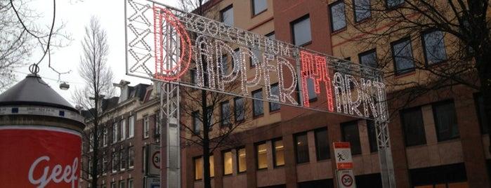 Dappermarkt is one of Amsterdam Trip.
