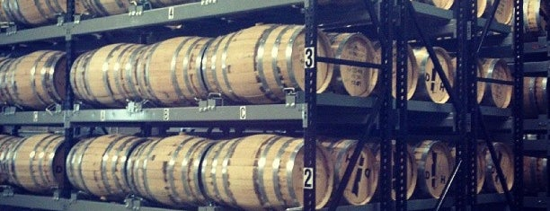 Union Horse Distilling Co. is one of Go get your drink on.