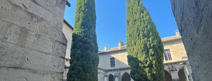 Chartreuse de Villeneuve-lès-Avignon is one of 🇫🇷 Avignon.