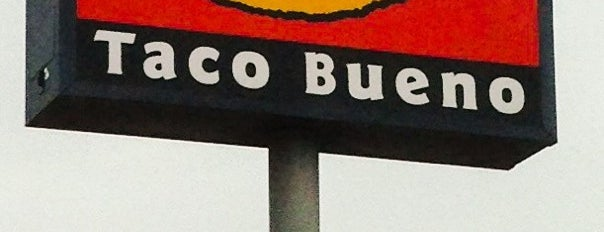 Taco Bueno is one of Restaurants I've Tried.