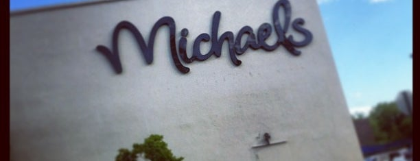 Michaels is one of Locais curtidos por Mei.