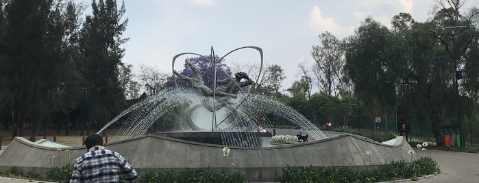 Fuente Cósmica is one of Lugares favoritos de La.
