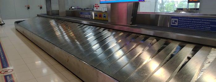 Baggage Claim 2 is one of Locais curtidos por Glouykai.