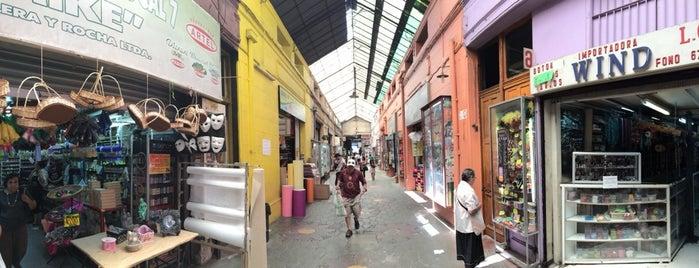 Paseo Las Rosas is one of Lugares Habitue.