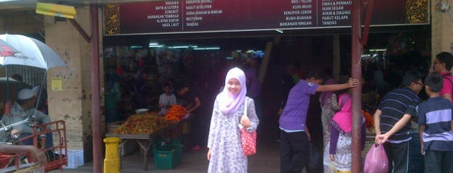 Pasar Payang is one of Attraction Places to Visit.