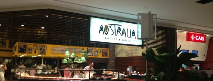 Australia Buffet & Grill is one of My food places.