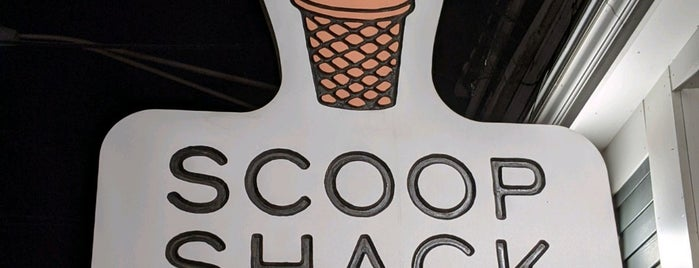 Scoop Shack is one of Maine.