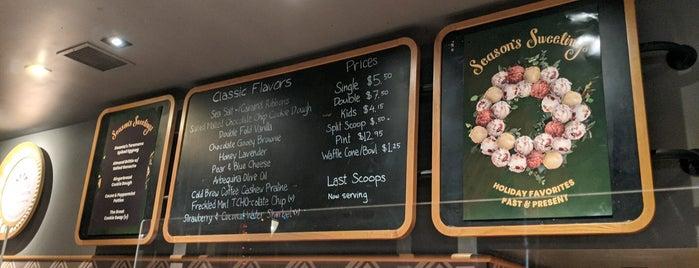 Salt & Straw is one of Posti che sono piaciuti a Alden.
